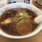 間宮堂 - 醤油帆立ラーメン 800円