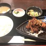 115696369 - 油淋鶏定食:¥900