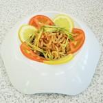 珉王 - 料理写真:中華クラゲの酢の物