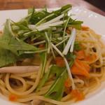 マノ・キッチンカフェ - ◆和風パスタ 900