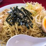 日和田製麺所 - 麺と具