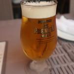 モンナカーノ - 生ビール