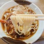 麺亭憩 - 麺リフト