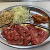 焼肉 東 - 料理写真:国産カルビランチ