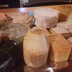 チーズ料理×ワインブッフェ シャンブレ - チーズプラトー19.9.16~