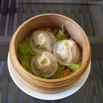 chinese cafe 茶林香 - 小籠包