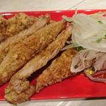 めだかタンタン - 豚から揚げ(パイコー)