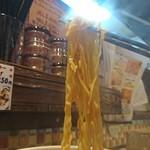 めだかタンタン - 麺リフト