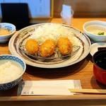 おでん 和食 銀座おぐ羅 - トリュフのクリームコロッケ