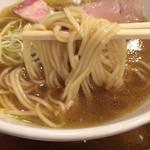 115711669 - 中細ストレート麺