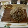 小来川 山帰来 - 料理写真:十割もりそば「山帰来」