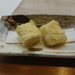 115712614 - 湯葉の天ぷら