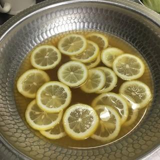 ど鍋や - 新鍋!牛タンしゃぶレモン鍋!絶品!