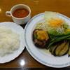 レストラン ケネス - 料理写真:和風ハンバーグ