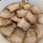 喜多方ラーメン坂内 小法師 - 料理写真:焼豚ラーメン♡¥970(税込)