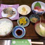 時葵 - 料理写真:おまかせ定食 @1296