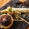 串揚げ&ワイン caratto - 料理写真:
