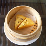 chinese cafe 茶林香 - ふわふわマーラーカオ