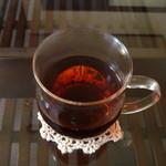 chinese cafe 茶林香 - 陳年プーアル茶