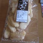 野方 金時煎餅 - 野方 金時煎餅:甘辛小丹