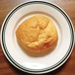 パンとエスプレッソと - クリームパン
