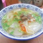 蘭州料理 ザムザムの泉 - 蘭州拉麺