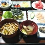 つたむら屋 - 料理写真:夕食