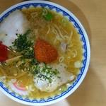 龍上海 - 料理写真:からみそラーメン