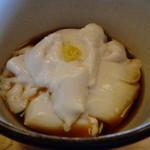 うちなーの味 石なぐ - ジーマミ豆腐