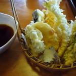 うちなーの味 石なぐ - 天ぷら