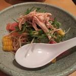 ジーテン - 冷やし担担麺