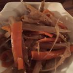京野菜と創作料理 中家 -