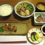 綾野食堂 - 料理写真:今宵の晩ごはん(980円)