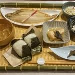 田中マネの食堂 - ランチ(火ようび)