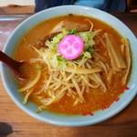 ラーメンさんぱち - 料理写真:味噌ラーメン