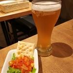 バルケッタ - 飲み口で香りが広がるビールグラス(~▽~@)♪♪♪