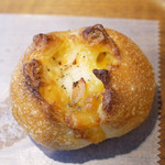 フランスベ-カリー - じゃがバターフランス(¥200+税)