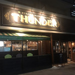 CALIFORNIA DINING THUNDER STEAK&HAMBURGER - 外観写真: