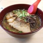 ラーメン和田屋 - 焼豚純みそラーメン