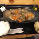 Misaki - 日替りランチ@750円