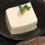 Misaki - 小鉢の冷奴