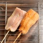 * 秋刀魚 (1本)
