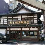 Kinchouensouhonke - 店舗外観