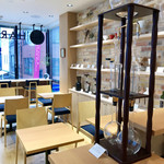 HARIO CAFE - テーブル席