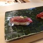 鮨處つの田 - 鯨(19-09)