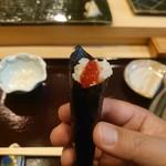 鮨處つの田 - すじこ(19-09)
