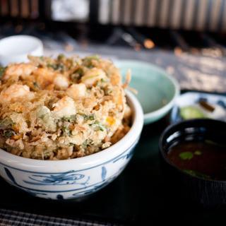 味匠 天宏 - 料理写真:味匠 天宏 かき揚げ天丼