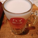 びぃすとろ 汁べゑ - ビール