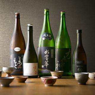 全国各地の地酒が500円~