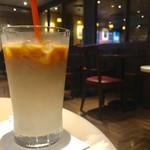 サンマルクカフェ - アイスカフェラテ Sサイズ  302円